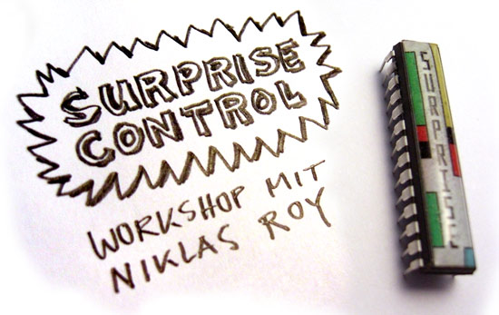 Surprise control workshop