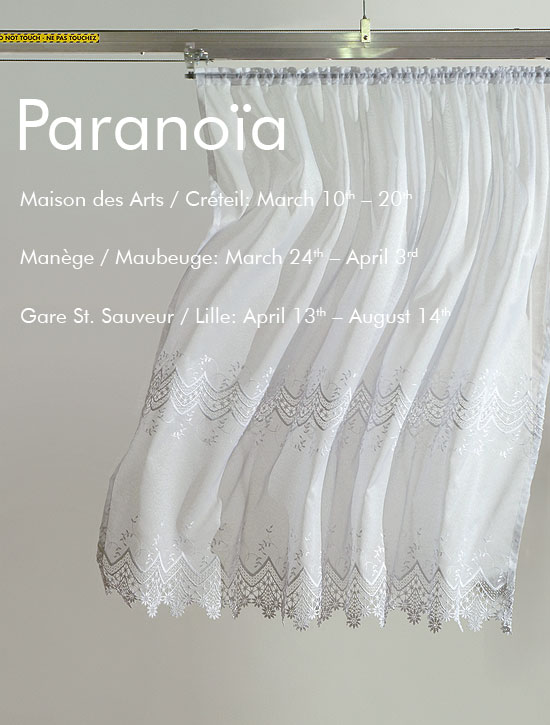 Paranoia exhibition