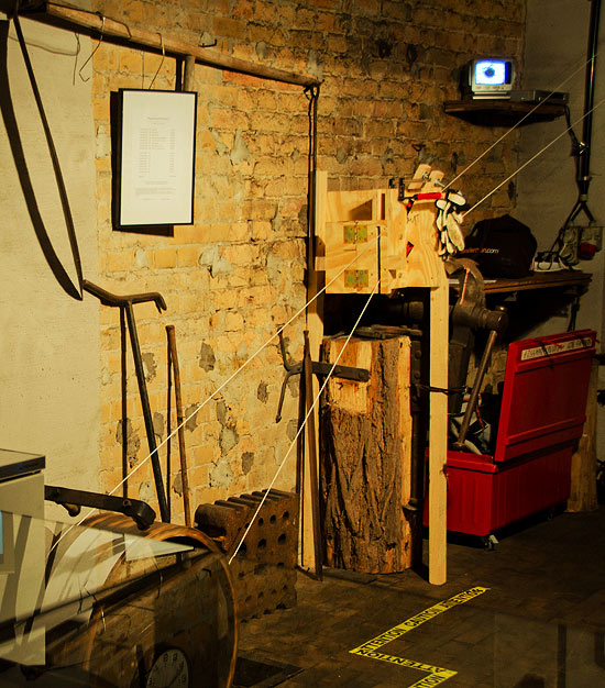 Wasserklang Modulsystem inside forge