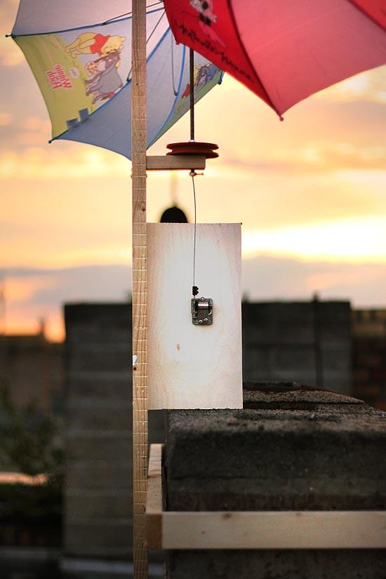 Umbrellaphone detail