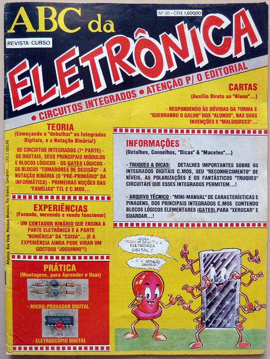 Brazilian electronics magazine