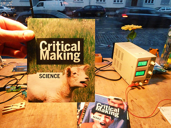 Critical Making magazine