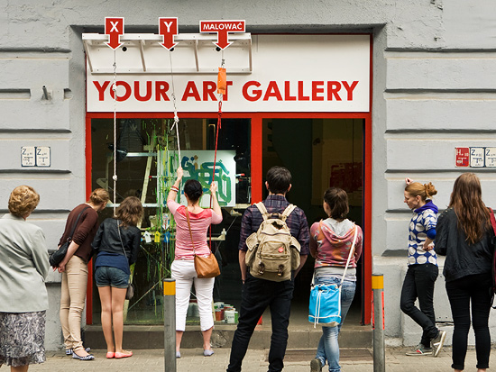 Your Art Gallery