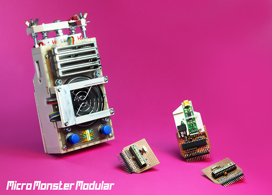 Micro Monster Modular