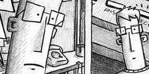 klaus comic
